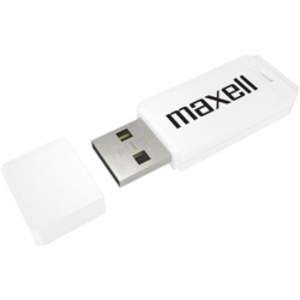 Flash Disc Maxel -  bílá / 32 GB