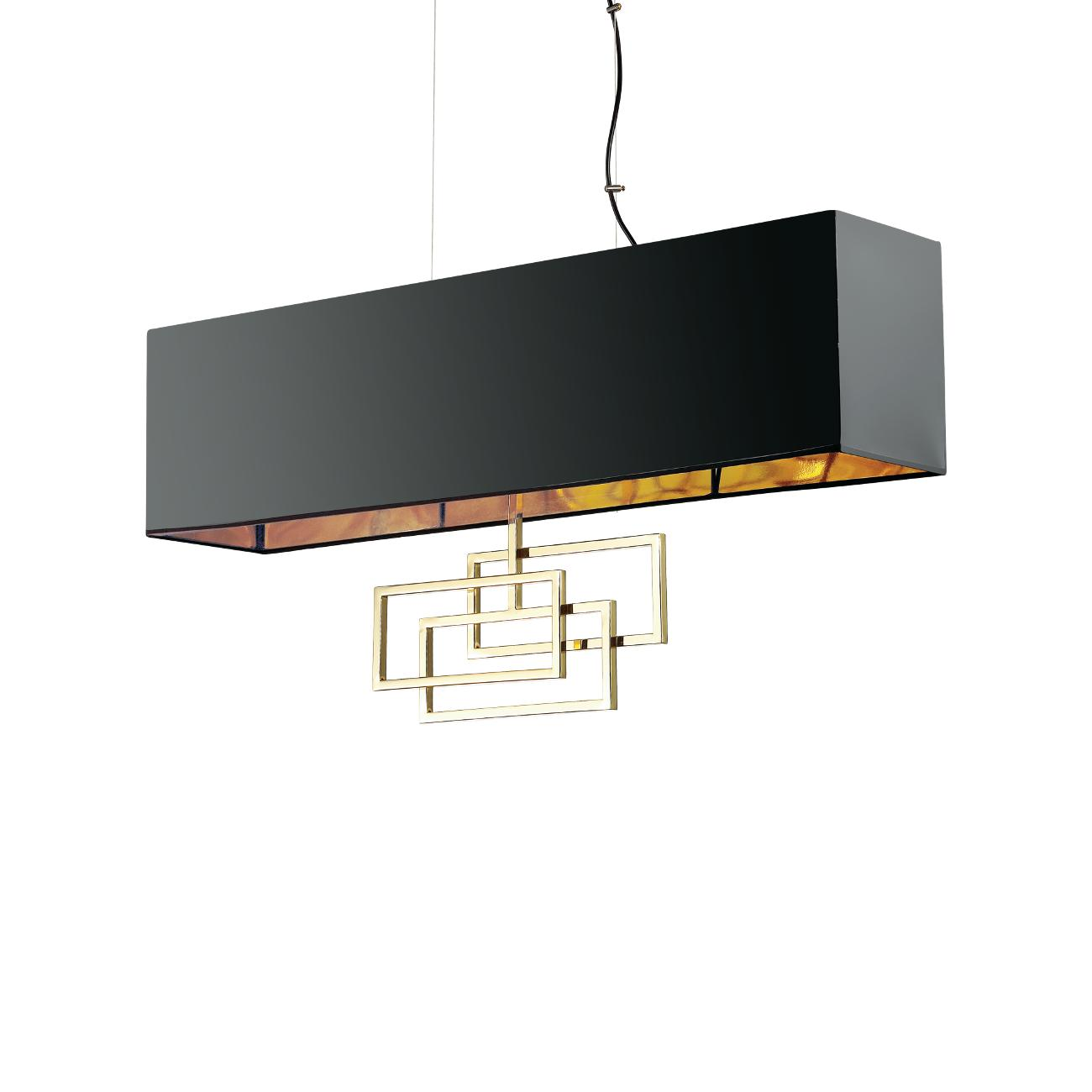 Ideal Lux LUXURY SP6 OTTONE 219738